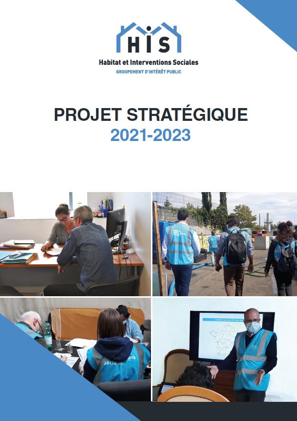 Le Projet Stratégique 2021-2023 du GIP Habitat et Interventions Sociales