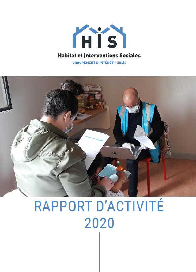 Découvrez notre Rapport d'Activité 2020